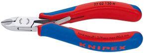 Szczypce tnące boczne dla elektroników Knipex 120 mm 7702120H