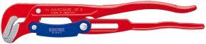 Klucz do rur typ S z przyciskiem szybkiej regulacji Knipex 420 mm 8360015
