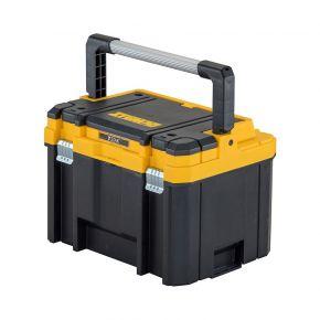 TSTAK® Głeboka skrzynia narzędziowa z organizerem DeWALT