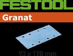 Arkusze ścierne Festool STF 93X178 P240 GR/100