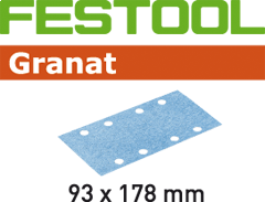 Arkusze ścierne Festool STF 93X178 P400 GR/100
