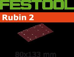 Arkusze ścierne Festool STF 80X133 P120 RU2/5