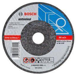 Tarcza tnąca Bosch 125 x 22 x 2,5 M mm