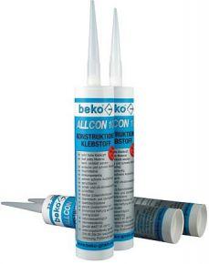 Allcon 10 Klej konstrukcyjny 310ml Beko