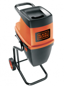 Rozdrabniarka 2400 W Black&Decker GS2400