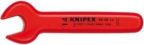 "Klucz płaski 1/4"" jednostronny Knipex 98001/4"""