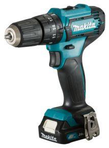 Akumulatorowa wiertarko-wkrętarka udarowa 12V max (10,8V) HP333DSAE Makita