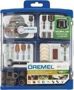 Zestaw akcesoriów uniwersalny 100-elementowy  DREMEL (723)
