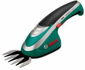 Akumulatorowe nożyce do trawy Bosch Isio