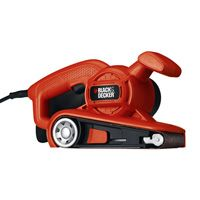 Szlifierka taśmowa Black&Decker KA86 720W 75 x 457 mm