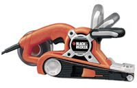 Szlifierka taśmowa 720W 75 x 533 mm Black&Decker KA88
