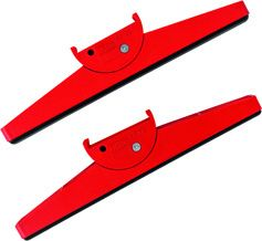 Adapter obrotowy do ścisków stolarskich KR‑AS (2 szt./opakowanie) Bessey