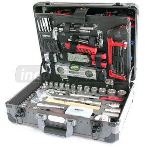 Zestaw uniwersalny narzędzi SUPERLOCK KS TOOLS w walizce