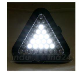 Lampka diodowa LED trójkąt Kerg z hakiem i magnesem