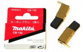 Makita CB132 szczotki węglowe 191972-1 ORYGINAŁ