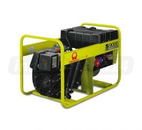 Agregat prądotwórczy trójfazowy Pramac S9000 z Izometrem IPP Diesel