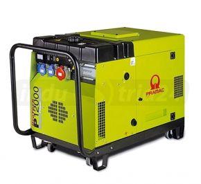 Agregat prądotwórczy trójfazowy Pramac P12000 z Izometrem IPP Diesel