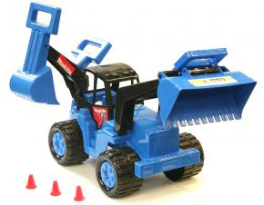 Koparko-ładowarka zabawkowa MAKITA