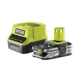 RC18120-115 Zestaw akumulator 1.5Ah 18V + ładowarka RC18120-115 Ryobi
