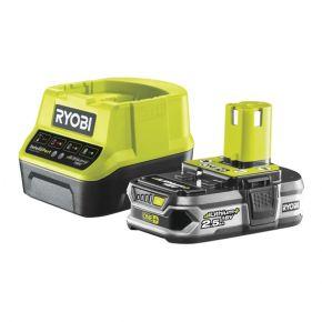 Ładowarka i akumulator RC18120 125 Ryobi