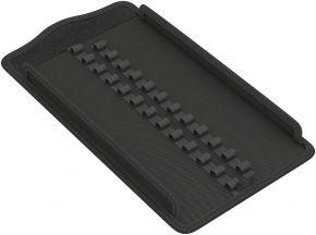 Etui na 20-częściowe zestawy Kraftform Kompakt Micro ESD, bez wyposażenia, 235 x 115 mm Wera