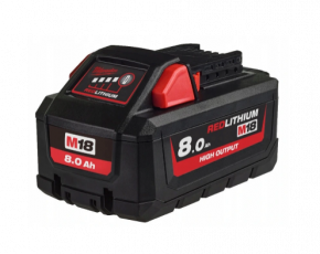 Akumulator M18HB8  MILWAUKEE 18V 8,0AH