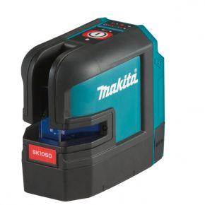 Akumulatorowy laser krzyżowy 10,8 V (12 V max) (czerwony) SK105DZ Makita