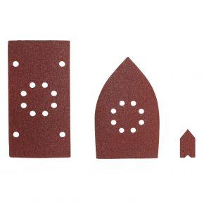 SMS30A Zestaw papierów ściernych 30 sztukowy Ryobi