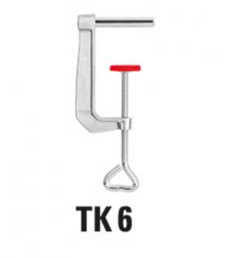 Zacisk Bessey TK6