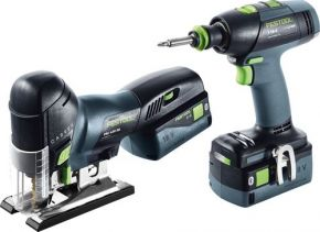 Zestaw montażowy T 18+3/PSC 420 Li I-Set Festool