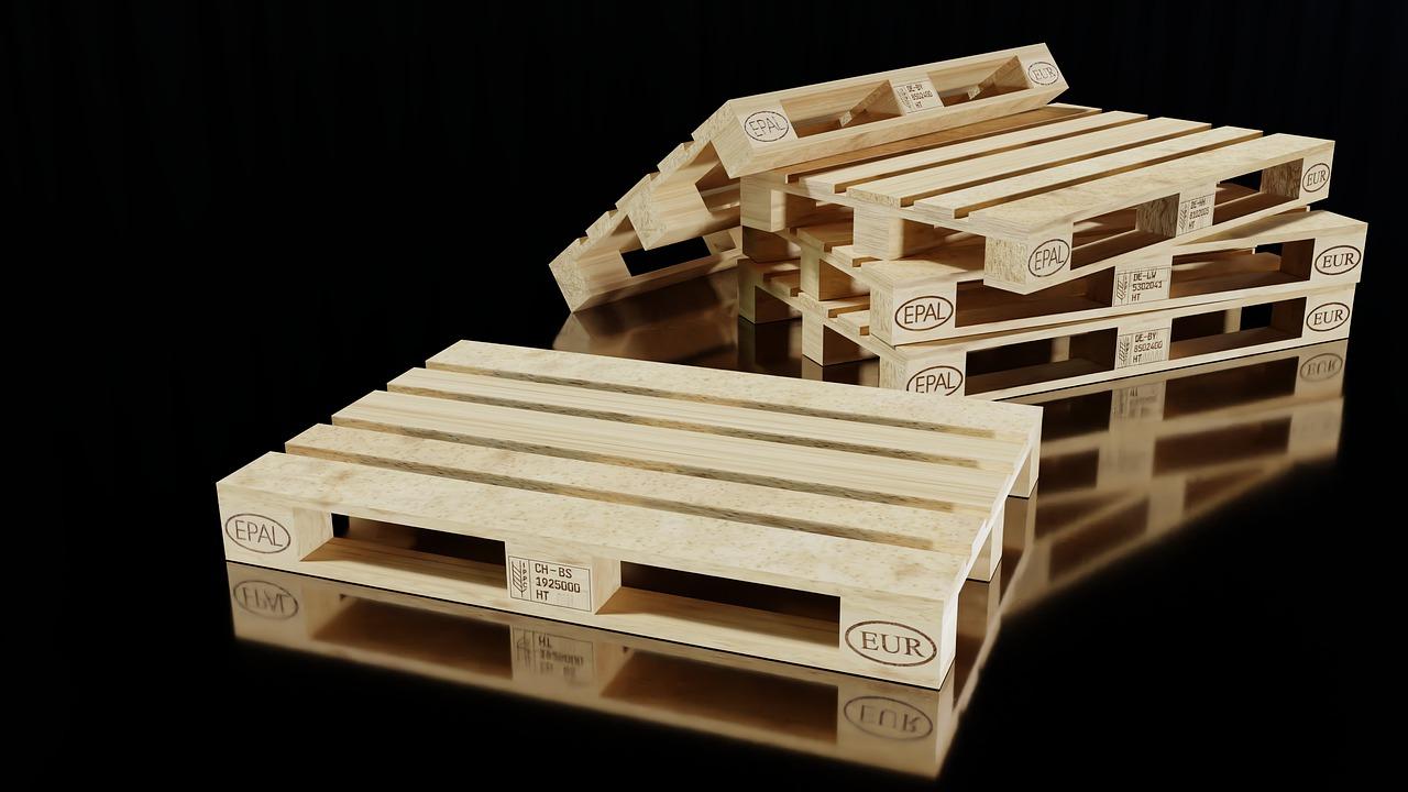 Jak zrobić ławkę z palet?