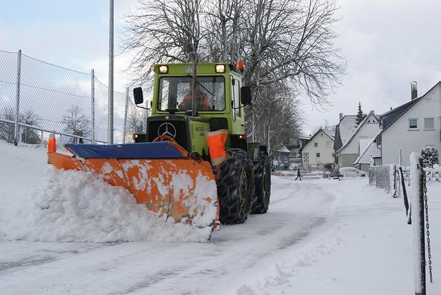 Pług do śniegu samoróbka, czyli jak zrobić pług?